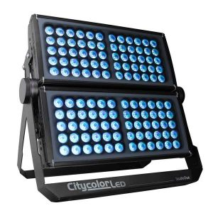 پروژکتور کالر چنجر ال ای دی مدل CITYCOLOR LED/E RGBW/FC (High Power)