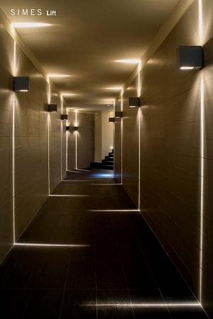 تاثیر بازی رنگ و نور بر اتاق ها