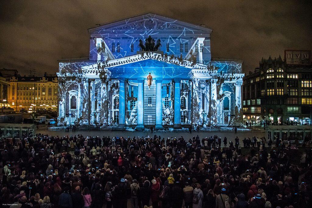Circle of Light Festival جشنواره نورپردازی